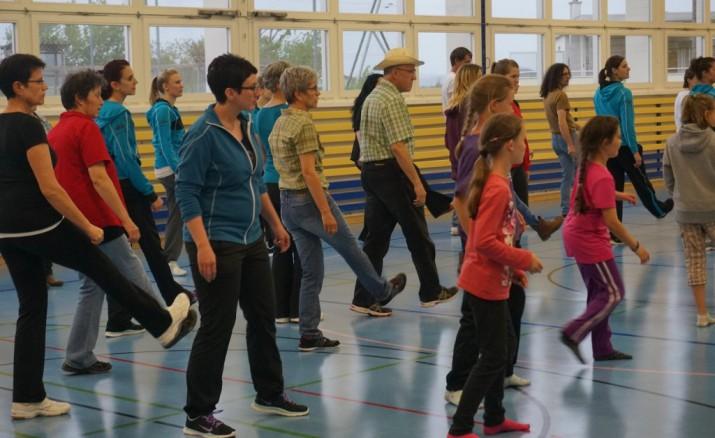 Tanz-Workshop