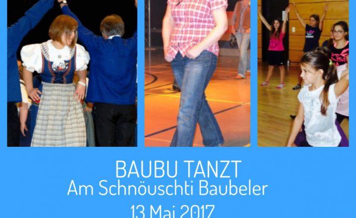 """""""Baubu tanzt"""""""