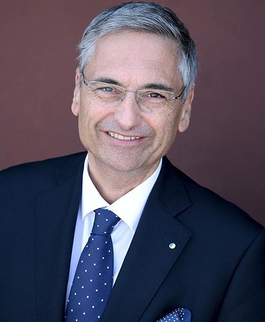 Regierungspräsident Guido Graf