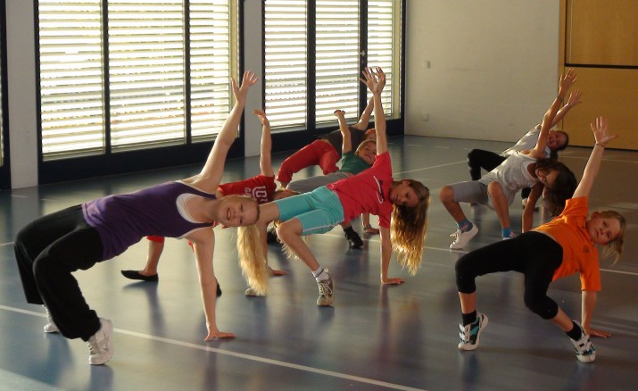 Tanzworkshops in Uedlige