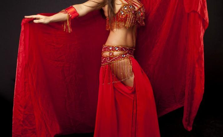 Luga Crashkurs: Orientalischer Tanz