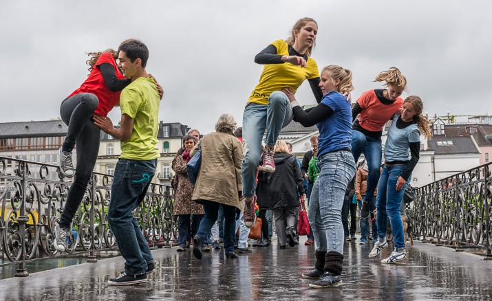 Luzern tanzt gern: Tanzparcours