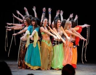 Danse Orientale Claudine Leyer