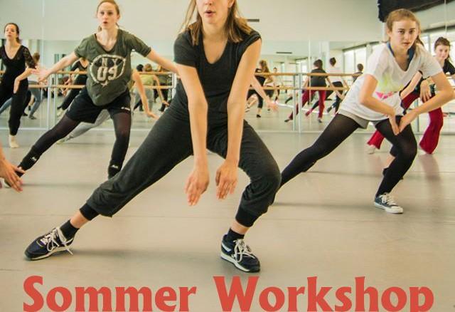 Sommer Tanzworkshop 3.-8.8.2015