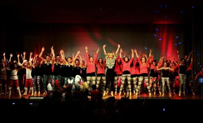 Danceshow am Luzerner Fest