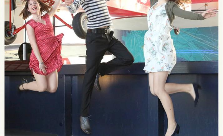 Tanz im Foyer
