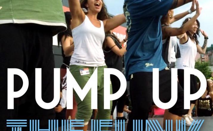 Eröffnungsparty mit Zumba, Fit&Funky zum mitmachen, Tanzshow und Apero