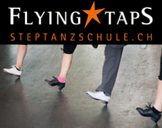 Flying Taps Steptanzschule