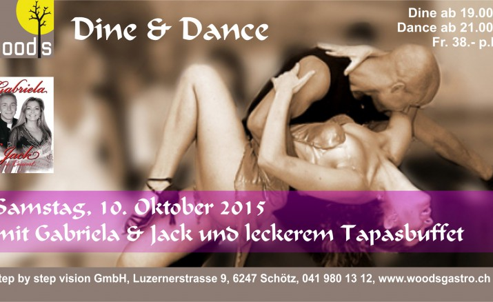 Dine and Dance