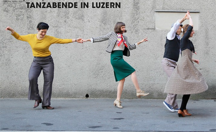Blues Crossover Tanzabend