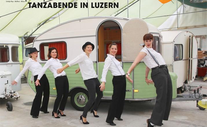 Lindy Hop Tanzabend