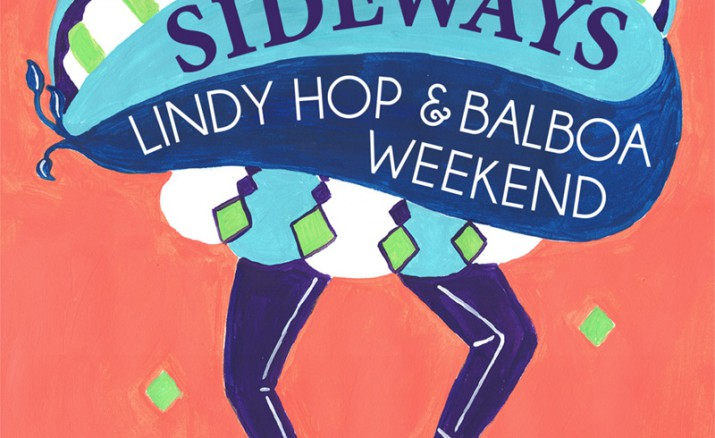 Sideways – Lindy Hop & Balboa Weekend