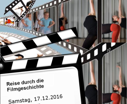 Reise durch die Filmgeschichte