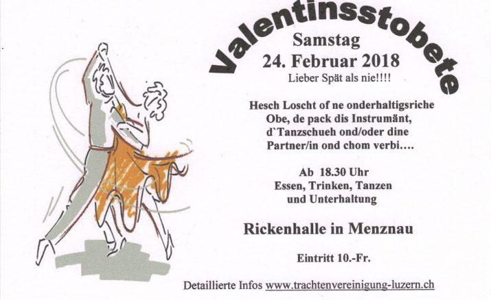 Valentinsstobete