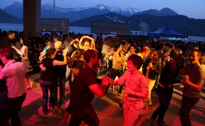 Riviera Latina Festival Weggis