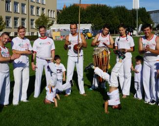 Capoeira Schweiz