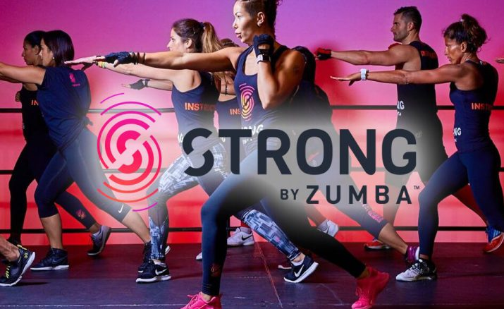 Strong by Zumba Workshop