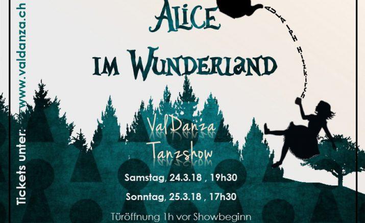 Alice im Wunderland – Die Tanzshow von ValDanza