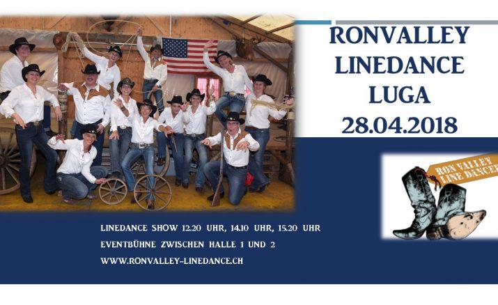 Ronvalley goes LUGA