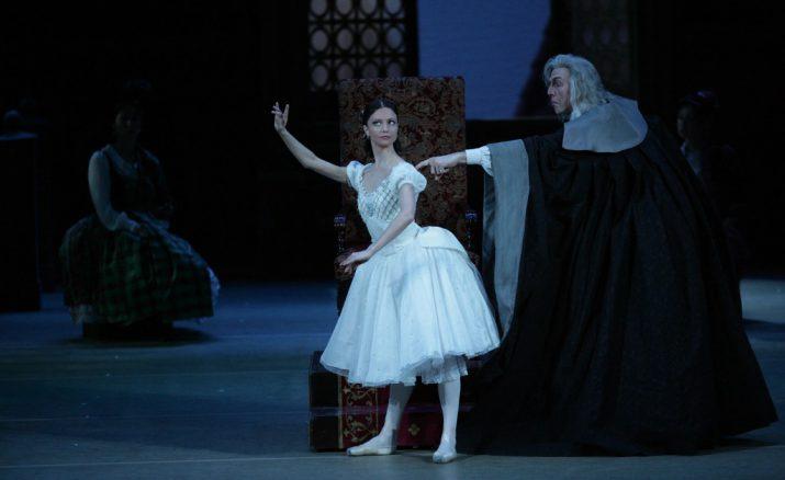 Coppelia: Live aus dem Bolschoi-Theater