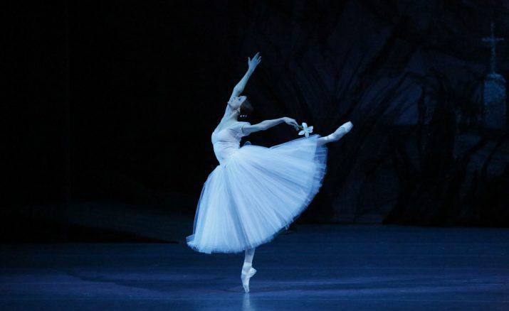 Giselle: Übertragen aus dem Bolschoi-Theater