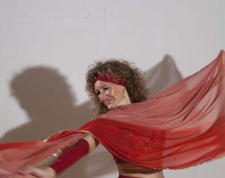 Orientalischer Tanz mit Malica