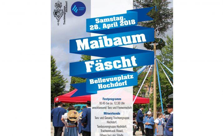 Maibaum Fäscht
