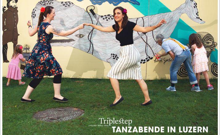 Lindy Hop Tanzabend mit Schnupperkurs