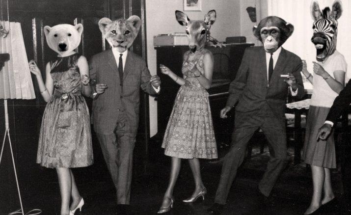 Lindy-Hop-Party