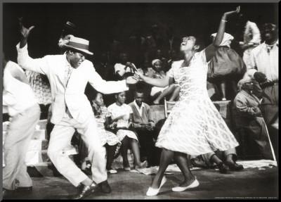 Lindy Hop in der Kultursonne