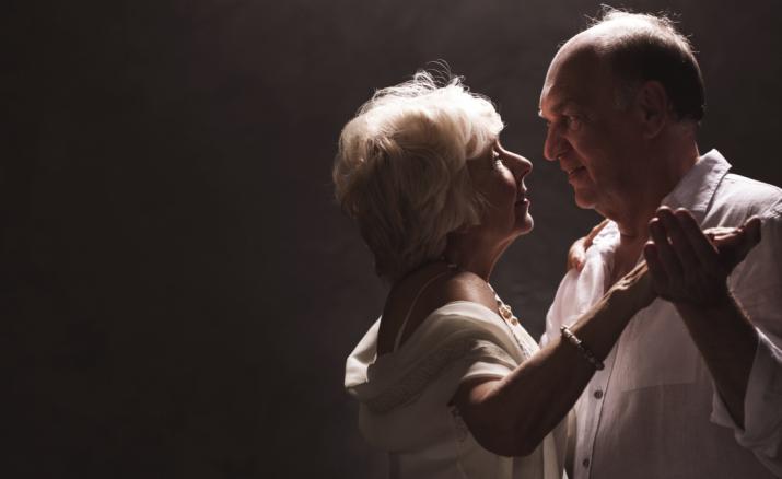Schnuppertag Seniorentanz