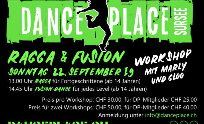 Ragga & Fusion Workshop