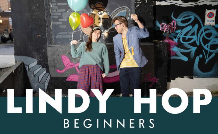Lindy Hop Beginners-Workshop