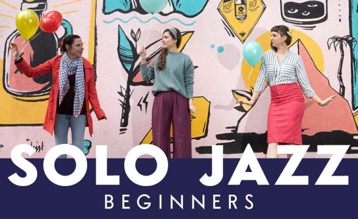 Solo Jazz Beginnners-Workshop